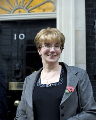 Louise at Number 10